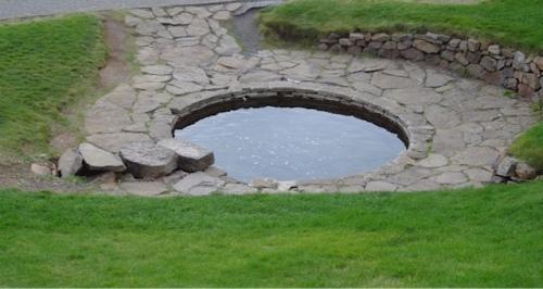Snorres heta bad